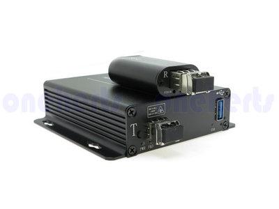 萬赫視訊 USB3.0光纖延長器 光纖收發機 工業視頻傳輸  機器視覺  高清視頻監控  高速資料獲取 遠端存放