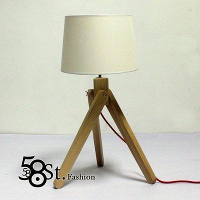 【58街】義大利設計師款式「圓規台燈」檯燈。複刻版。GL-156