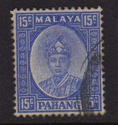 【雲品】馬來亞Malaya S. Setts. 1935 SG 39 FU Cat ?48 庫號#66368