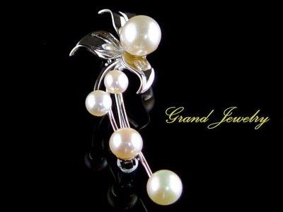母親節禮物 天然淡水珍珠 真珠 多粒造...