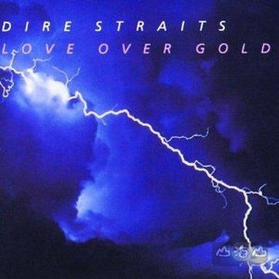 【進口版】無價之愛 Lover Over Gold / 險峻海峽合唱團 Dire Straits --- 8000882