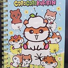 """罕有 Sanrio Corocorokuririn """"CK鼠"""" 超可愛 多樣圖案 線圈簿 記事簿 (Sanrio 2014)"""