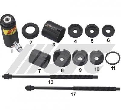 SUN汽車工具 JTC-4820B 油壓鐵套拆裝組 (BMW)
