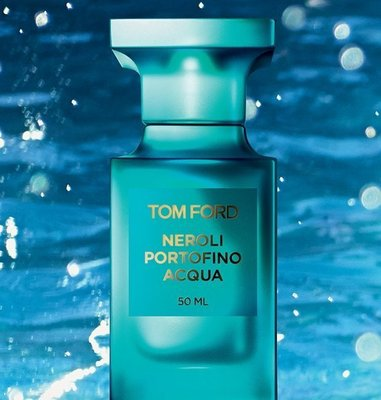 【曼谷A好康】TOM FORD 地中海系列清新橙花淡香水 Neroli Portofino Acqua EDT