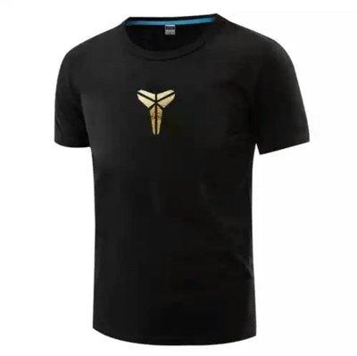 🔥黑曼巴Kobe Bryant科比短袖棉T恤上衣🔥NBA湖人隊Nike耐克愛迪達運動籃球衣服T-shirt男女449