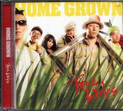 八八 - Home Grown - True Links - 日版 CD+1BONUS