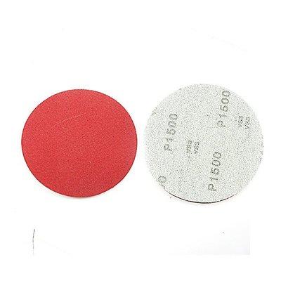 『好蠟』Rupes P1500 X-CUT FOAM ABRASIVE 125mm(15ES/LHR 12E 專用砂紙)
