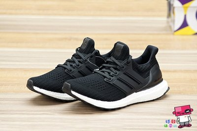 球鞋補習班 adidas ULTRA BOOST 4.0 BLACK 黑白 慢跑鞋 耐磨 馬牌 3M 編織 BB6166