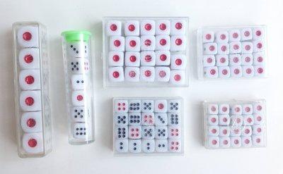 《**博弈、 益智** 》數字骰子、十八豆、透明骰子  全新娛樂用骰子0~4號全系列
