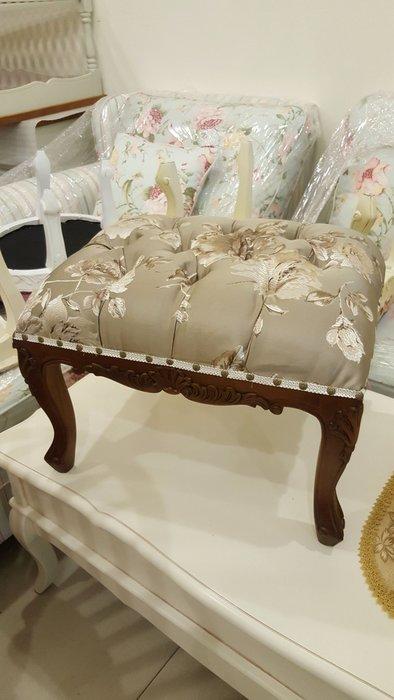 桃花心木實木椅