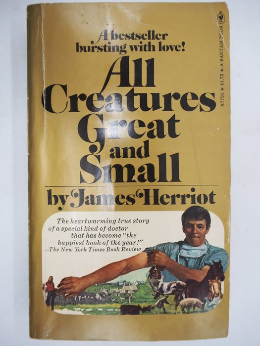 All Creatures Great and Smaill_James Herriot_大地之歌原文〖外文小說〗CJO