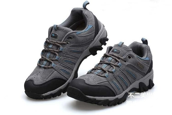 【格倫雅】^透氣登山鞋男鞋女戶外運動鞋情侶款防滑徒步鞋 運動戶外鞋 登1661[g-l-y1