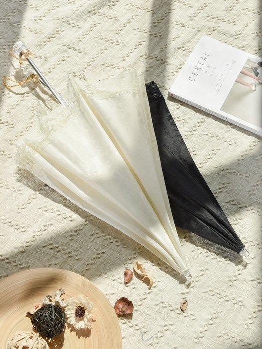 韓國女神超輕小折疊蕾絲花邊太陽傘女防曬防紫外線遮陽傘公主洋傘