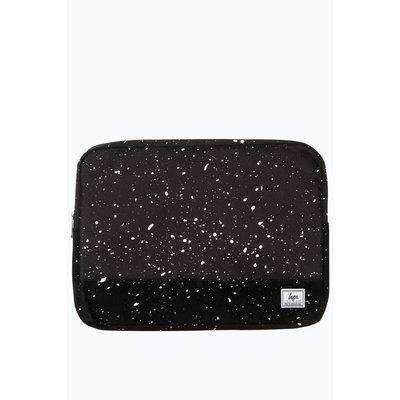 HYPE 黑色 潑漆 15吋 筆電包 筆電袋 手拿包 英國品牌 英國帶回 justhype