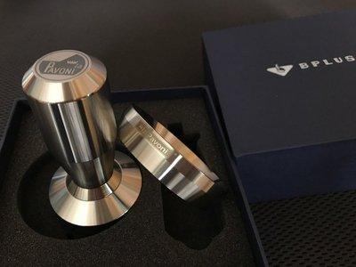 La Pavoni 咖啡拉霸機_專用填粉器/接粉環精品套裝組