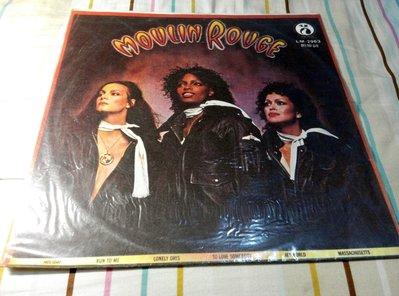NO136黑膠唱片LP 西洋音樂MOULIN ROUGE TO LOVE SOMEBODY 麗鳴唱片 板南線可面交