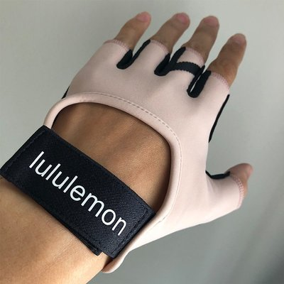 訓練手套折現Lululemon Uplift Training Gloves訓練擼鐵手套透氣穩定性強