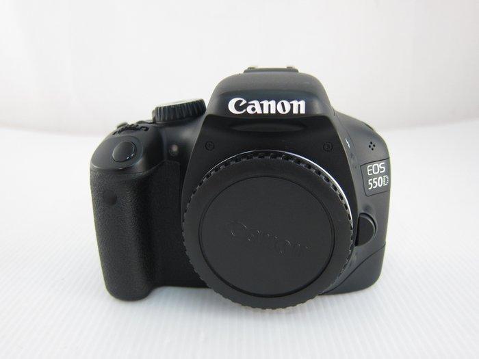 Canon 550D 單機身 Body 單眼數位相機/公司貨*只要4000元*(JK163)