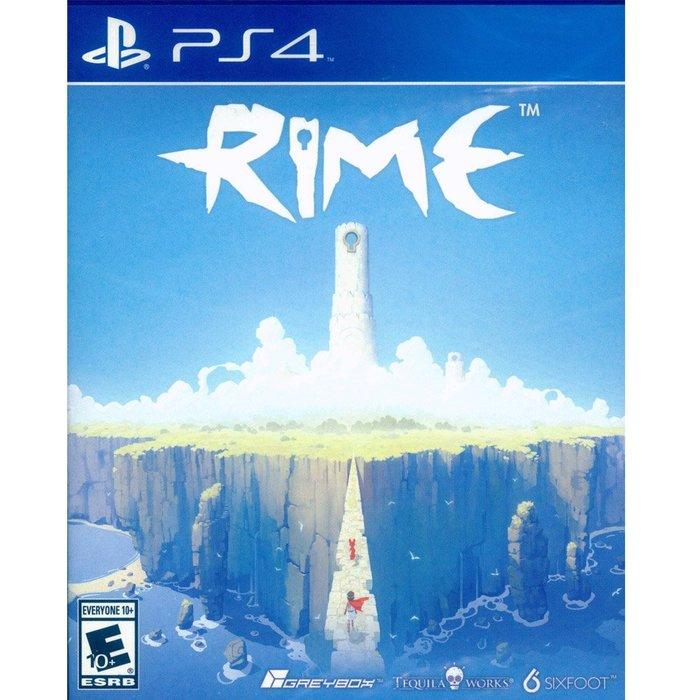 (現貨全新) PS4 霜華 英文美版 RiMe