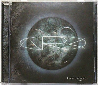 ARK - Burn The Sun 二手台版
