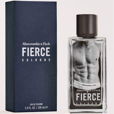 【西寧鹿】AF a&f Abercrombie & Fitch Fierce Cologne 香水 100ml 可面交