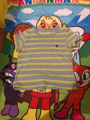Baby Gap 間條 tee恤 t恤 衫仔 BB 嬰兒 小童 上衣