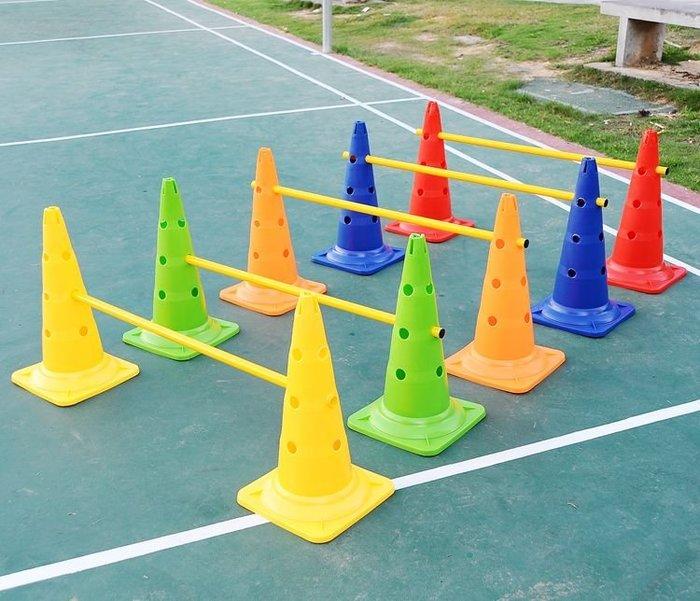 足球訓練器材 障礙物標志訓練跨欄架
