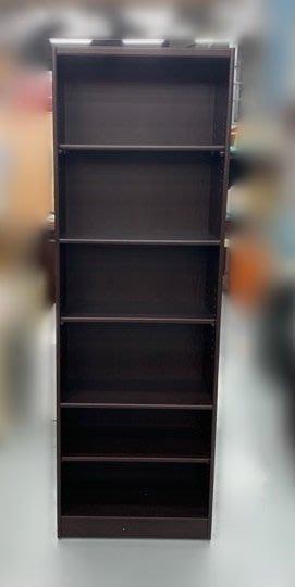 【宏品二手家具】全新 二手家具家電賣場 EA224-3AC*新胡桃木書櫃*書架 展示架 展示櫃 書報架 中古家具買賣