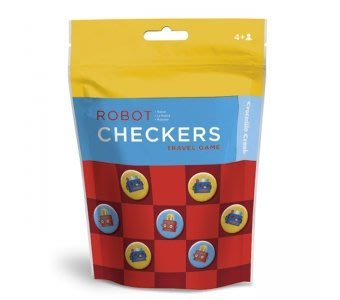 【小糖雜貨舖】美國 Crocodile Creek 棋藝 遊戲 旅行 拼圖 - 機器人 ROBOT