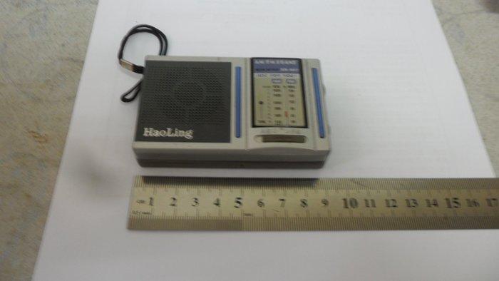 紫色小館-53--------HaoLing收音機