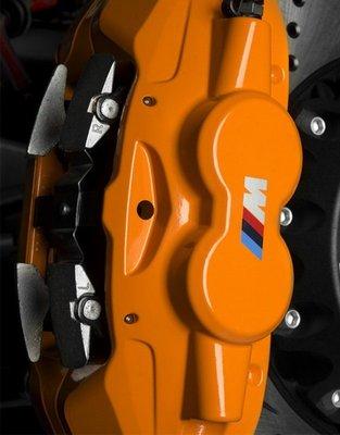 美國HAWK HPS 5.0高性能來令片for BMW Performance 前四 / 後二 活塞卡鉗專用