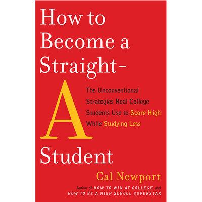 如何成為有效學習的高手  How to Become a Straight-A Student 英文原版 Cal New