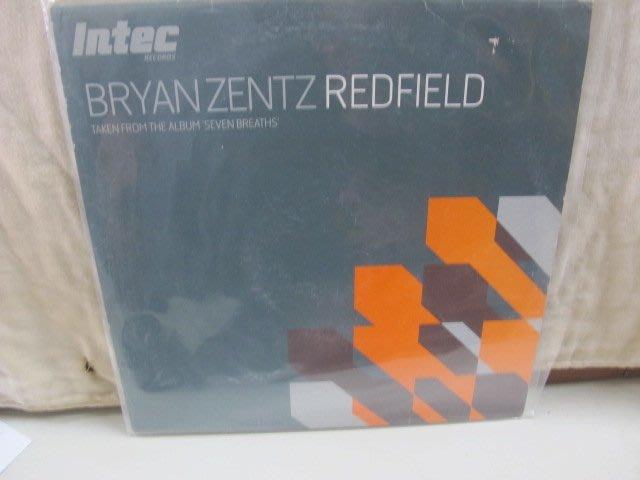 二手舖 NO.3947 黑膠 西洋 BRYAN ZENTZ - REDFIELD