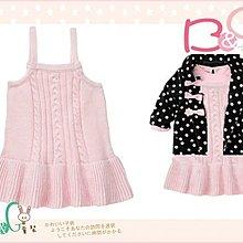 【B& G童裝】正品美國進口GYMBOREE粉紅色毛線吊帶背心裙2yrs