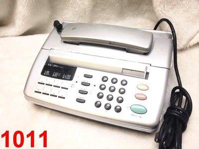 ☆手機寶藏點☆ 感熱紙傳真機 便宜好用 功能正常 歡迎貨到付款 咖1011