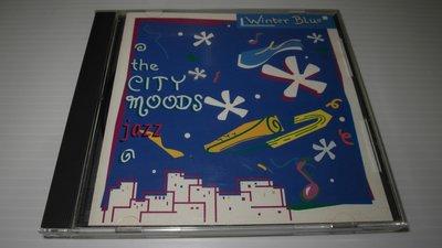 THE CITY MOODS JAZZ 西洋 CD 有歌詞 1995 保存良好 都有現貨