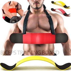 啞鈴二頭肌訓練板肱二頭肌訓練托板二頭肌架二頭彎舉板前臂手臂訓練器鋁板杠鈴槓鈴隔板舉重訓重量C109-5824⊙哪裡買⊙