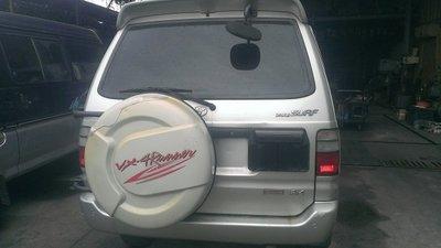 ※SURF VX-4.瑞獅2.4※第二.三排椅出售※報廢車流當車環保車零組件拆賣