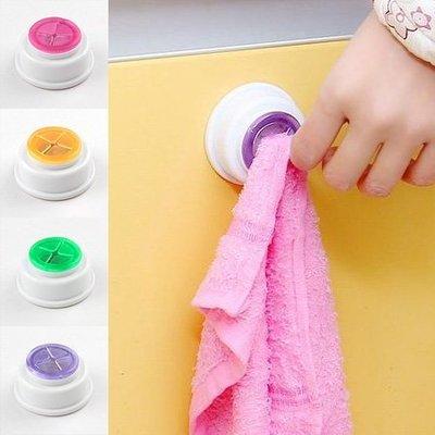 居家創意 多功能抹布夾 毛巾夾 擦手巾夾 廚房 浴室 洗手台 收納【SA Girl】