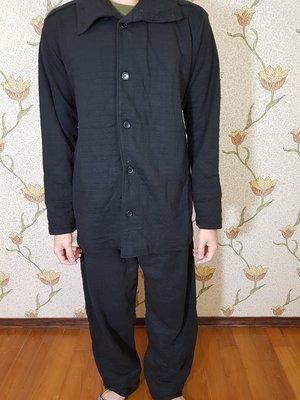 [MUJI無印良品]高領棉料睡衣褲 全新正品 M 編號:93105