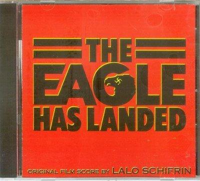 """猛鷹突擊兵團-加長版(The Eagle Has Landed)""- Lalo Schifrin(24),全新美版"