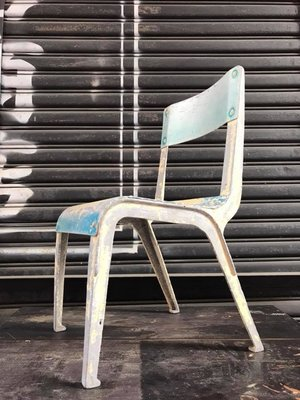 美援時期中型古鋁椅