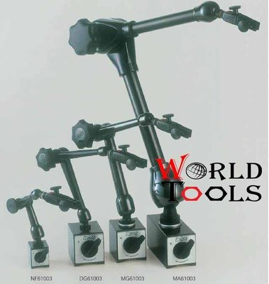~WORLD TOOLS~BT40-TSK刀桿~BT40-APU鑽夾頭~NOGA磁性座~機系式萬向磁性座~MA61003