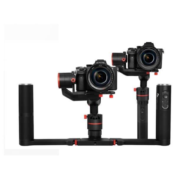 【傳說企業社】Feiyu飛宇 a1000微單眼相機三軸穩定器(不含相機)-單手持/雙手持套裝