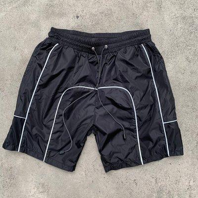 【inSAne】韓國購入 / 3M反光 / 短褲 / 單一尺寸 / 黑色