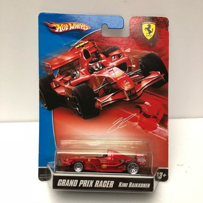 絕版 Hot Wheels FERRARI F2007 GRAND PRIX RACER