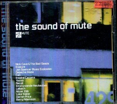 *還有唱片三館* THE SOUND OF MUTE 二手 ZZ1796(需競標)