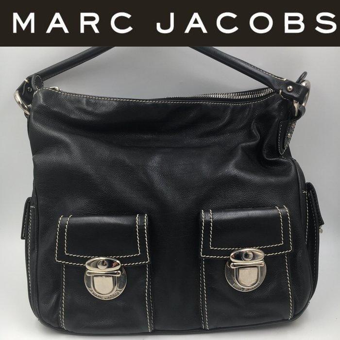 【皮老闆】二手真品 美國精品 MARC JACOBS 手提包 肩背包 J