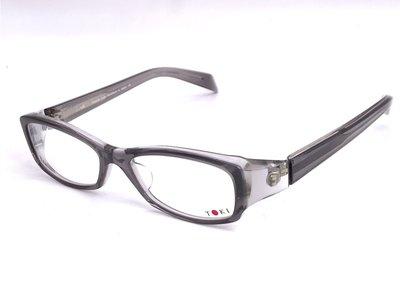 【本閣】增永眼鏡 masunaga/TOKI TK5502 日本手工眼鏡 賽璐珞 板料 粗框膠框 999.9 杉本圭