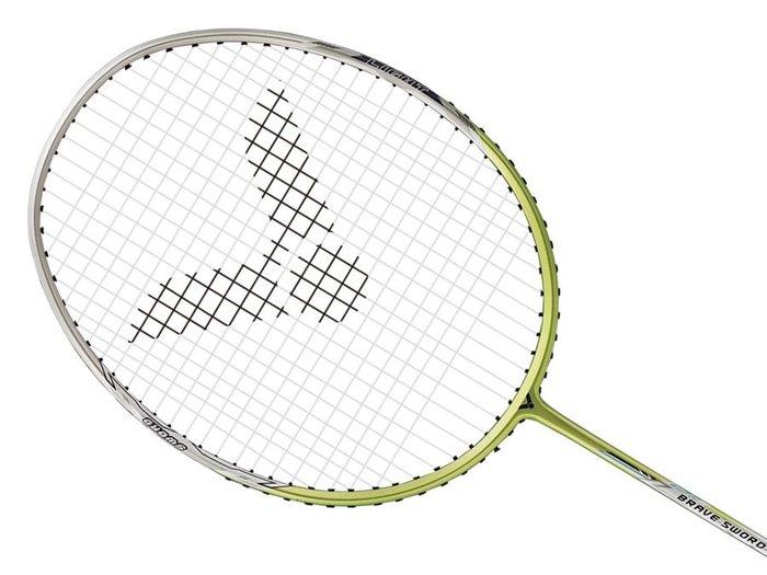 【綠色大地】VICTOR 亮劍 BRS-1750 穿線拍 碳纖維羽拍 羽毛球拍 羽球拍 YY 勝利 優乃克